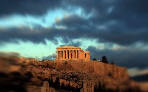AKROPOLH APOGEYMA